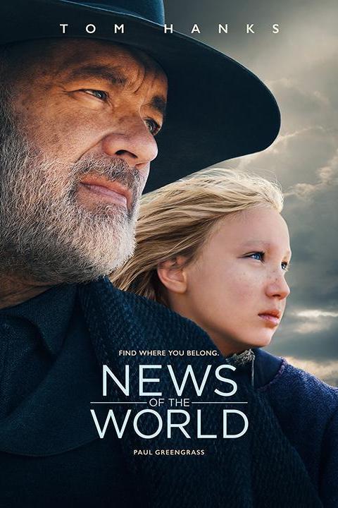 Recensie News of the World (2021)