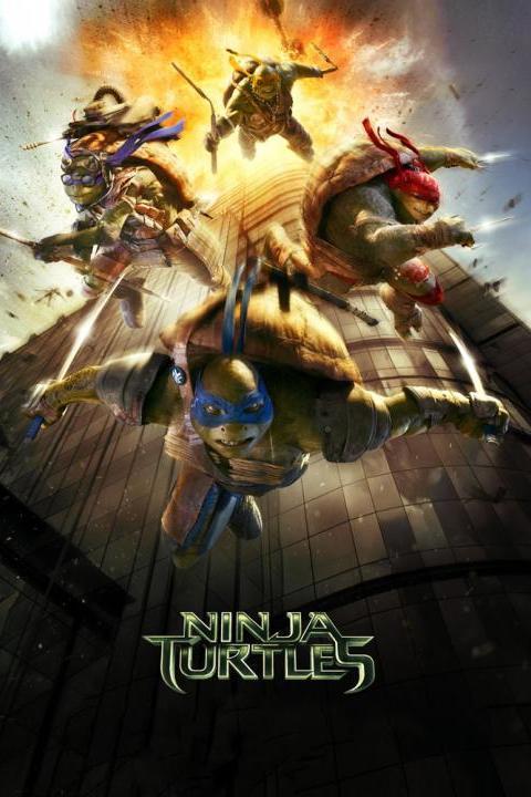 Recensie Ninja Turtles (2014)