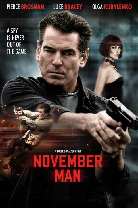 Recensie November Man (2014)