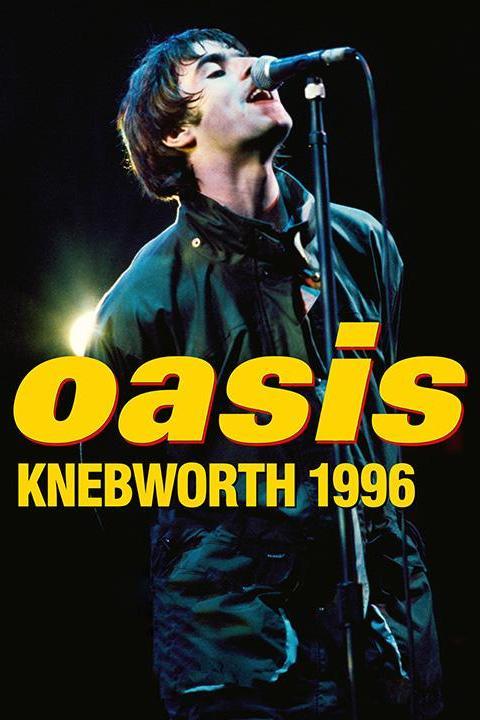 Recensie Oasis Knebworth 1996 (2021)