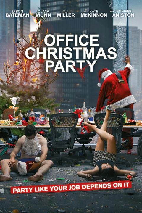 Recensie Office Christmas Party (2016)