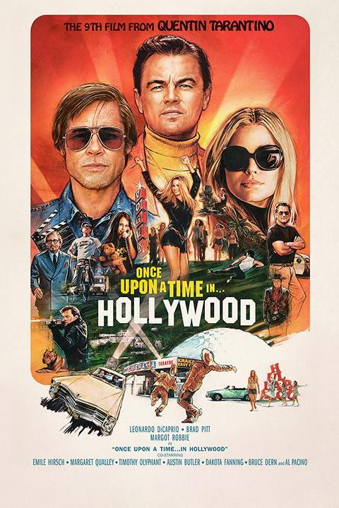 Recensie Once Upon A Time In... Hollywood (2019)