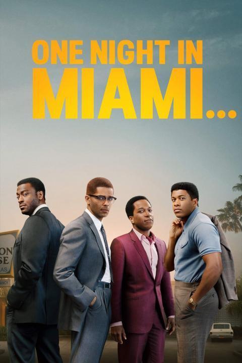 Recensie One Night in Miami (2021)