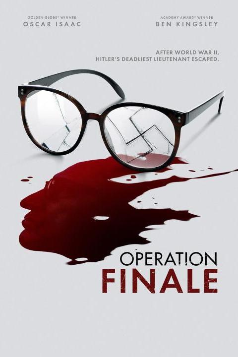 Recensie Operation Finale (2018)