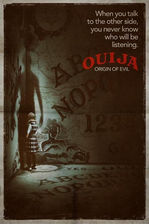 Recensie Ouija: Origin of Evil (2016)