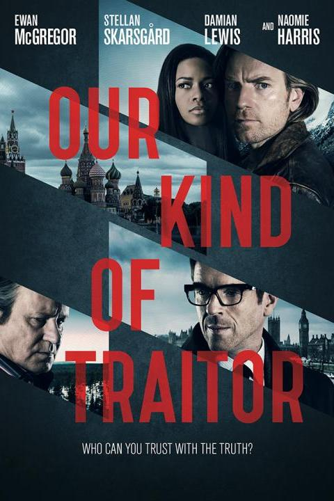 Recensie Our Kind of Traitor (2016)