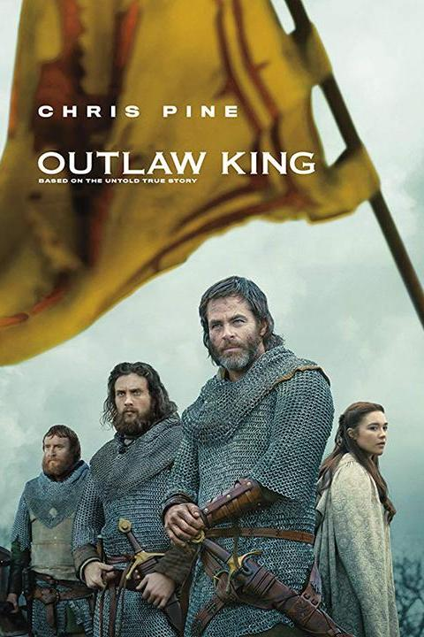 Recensie Outlaw King (2018)