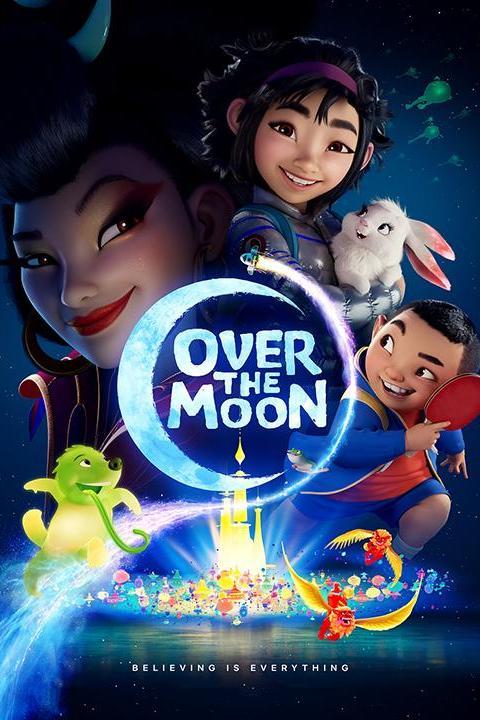Recensie Over the Moon (2020)