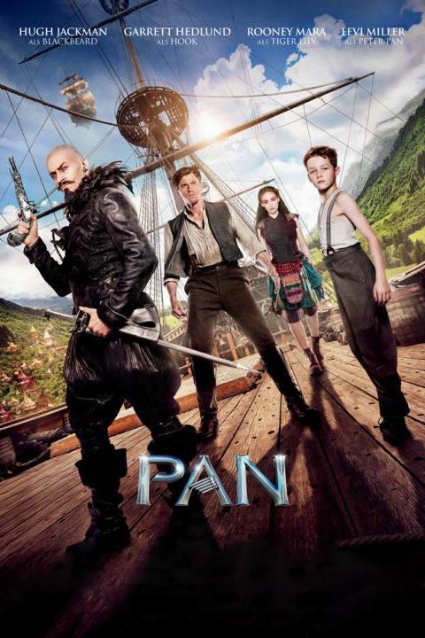 Recensie Pan (2015)
