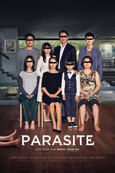 Recensie Parasite (2019)