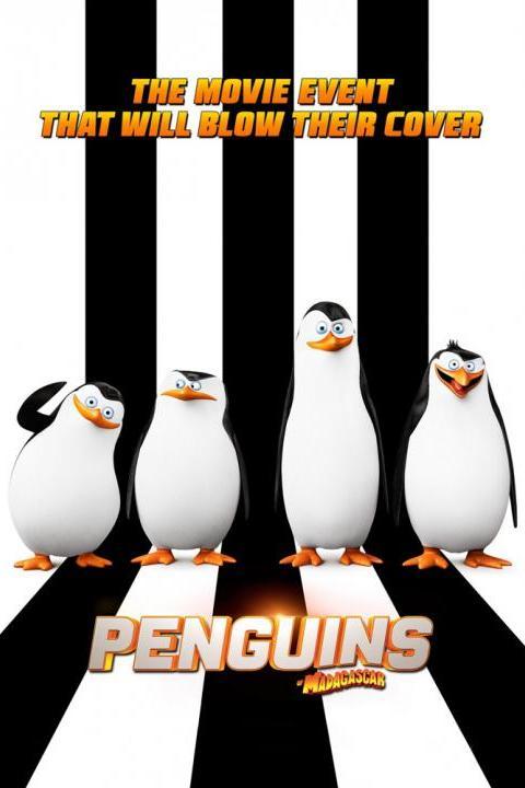 Recensie The Penguins of Madagascar (2014)