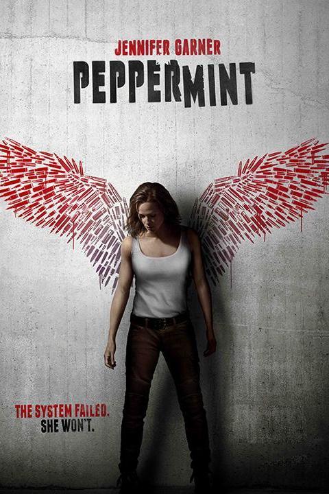 Recensie Peppermint (2018)