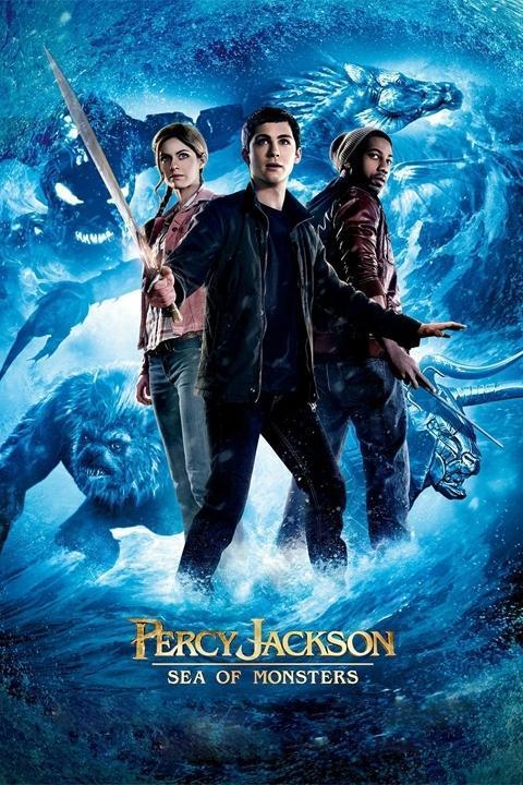 Recensie Percy Jackson: Sea of Monsters (2013)