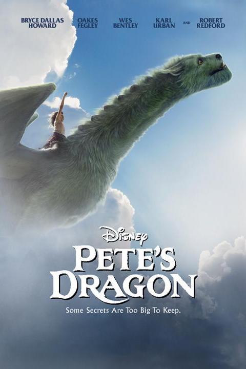 Recensie Pete's Dragon (2016)