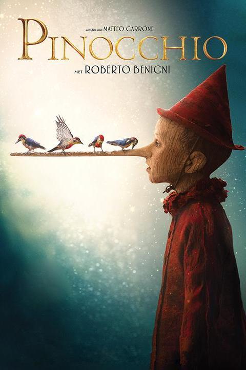 Recensie Pinocchio (2020)
