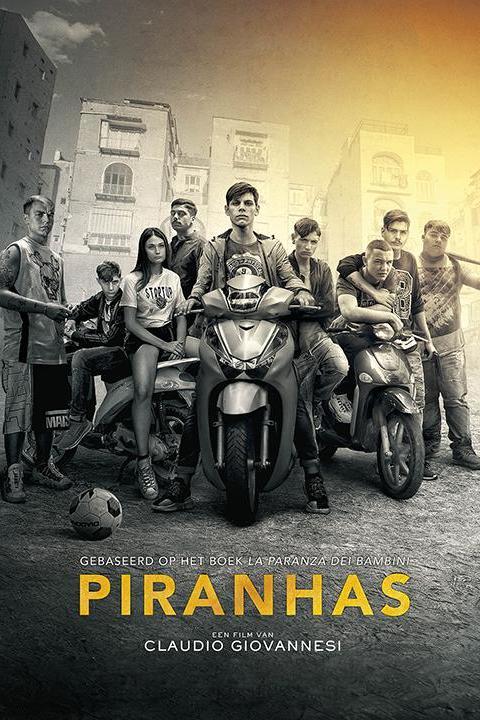 Recensie Piranhas (2019)