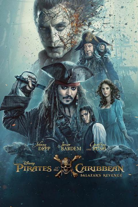 Recensie Pirates of the Caribbean: Salazar's Revenge (2017)