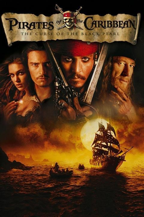Recensie Pirates of the Caribbean: The Curse of the Black Pearl (2003)