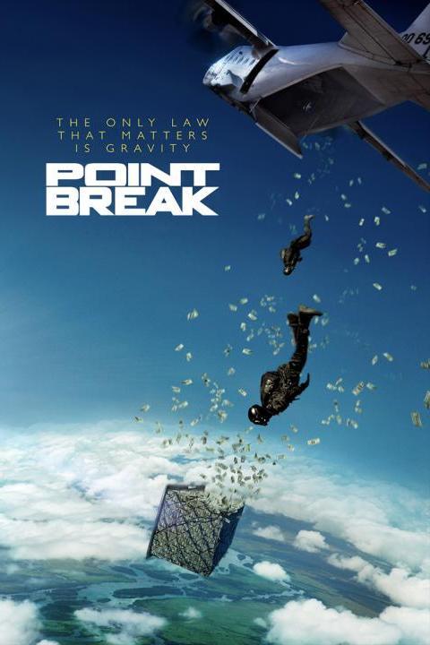 Recensie Point Break (2016)