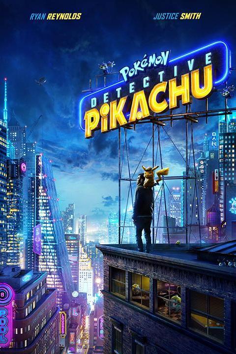 Recensie Pokémon: Detective Pikachu (2019)