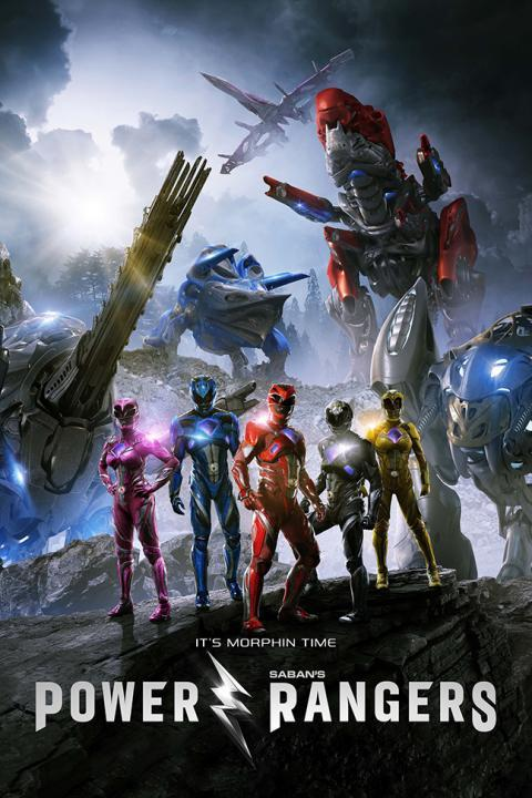 Recensie Power Rangers (2017)