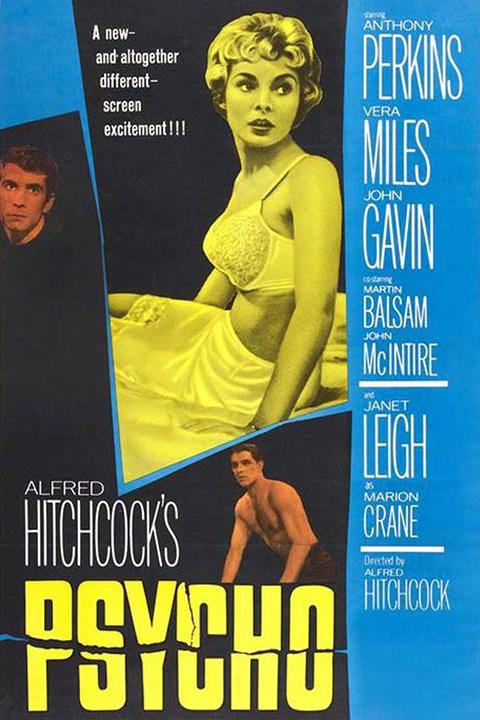 Recensie Psycho (1960)