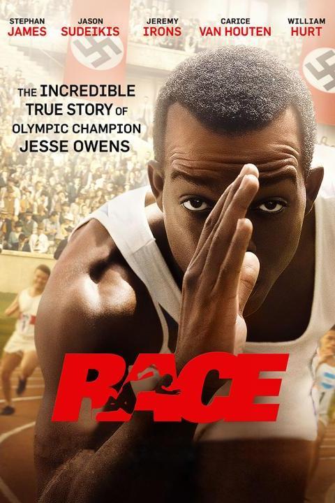 Recensie Race (2016)