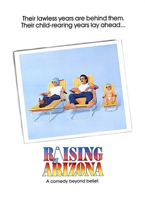 Recensie Raising Arizona (1987)