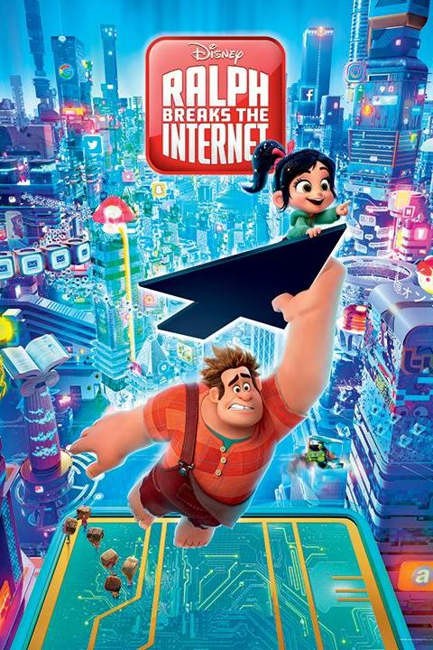 Recensie Ralph Breaks The Internet (2018)