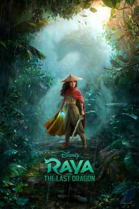 Recensie Raya and the Last Dragon (2021)