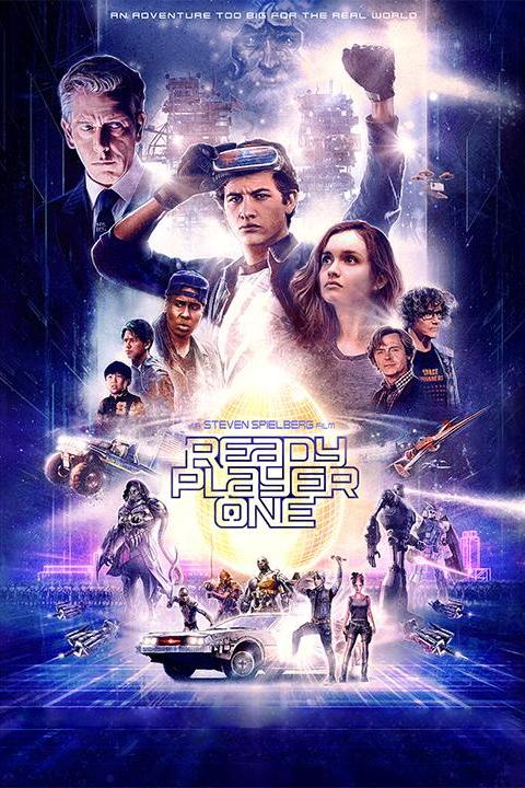 Recensie Ready Player One (2018)