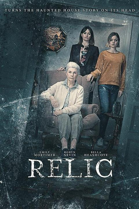 Recensie Relic (2020)