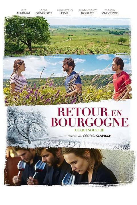 Recensie Retour en Bourgogne (2017)