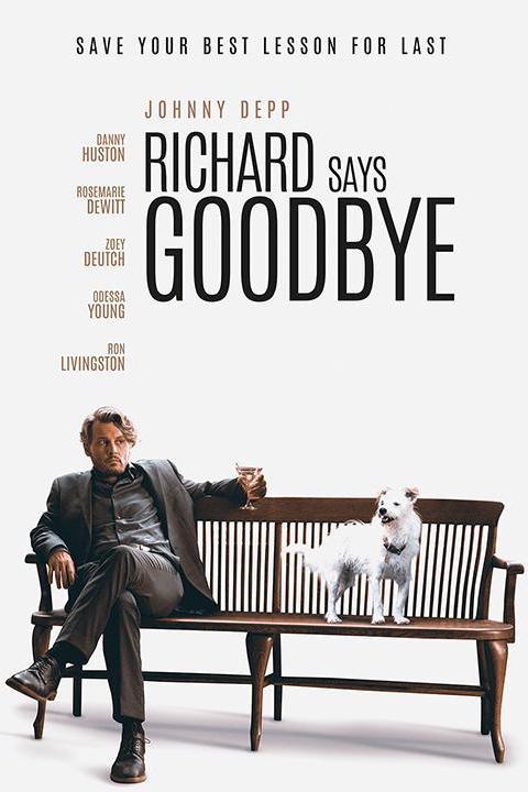 Recensie Richard Says Goodbye (2019)