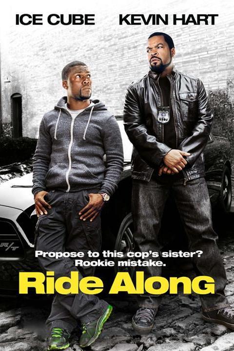 Recensie Ride Along (2014)