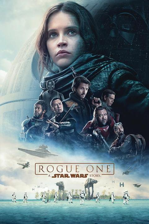 Recensie Rogue One - A Star Wars Story (2016)