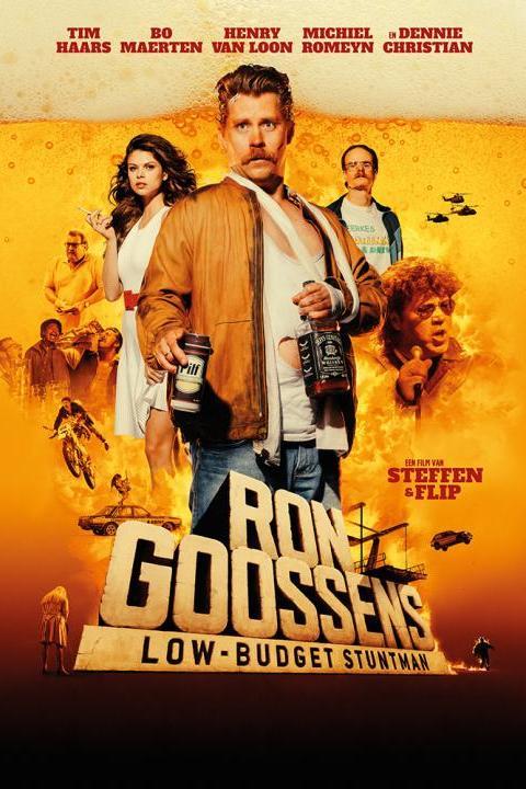 Recensie Ron Goossens, Low-Budget Stuntman (2017)