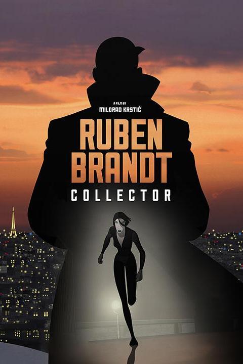 Recensie Ruben Brandt, Collector (2019)
