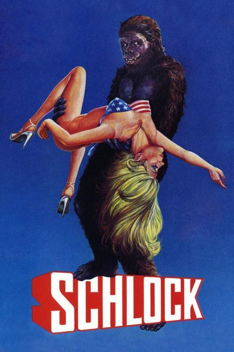 Recensie Schlock (1973)