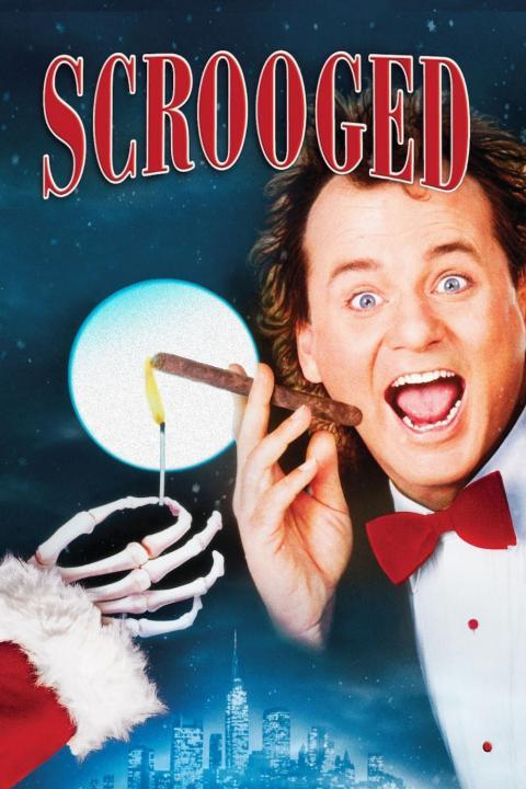 Recensie Scrooged (1988)