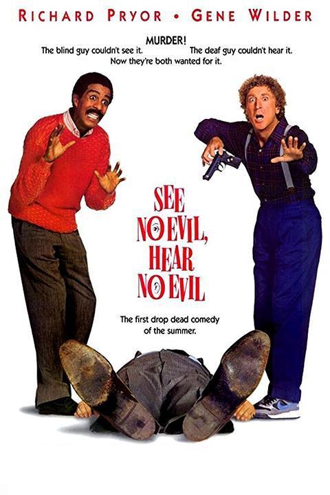 Recensie See No Evil, Hear No Evil (1989)