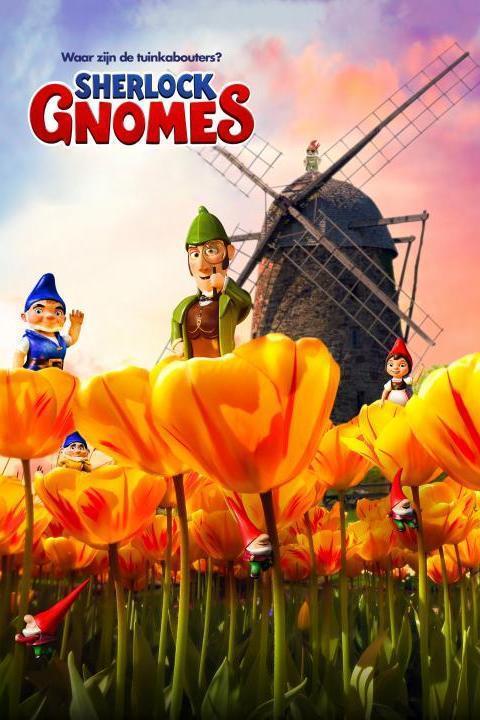 Recensie Sherlock Gnomes (2018)
