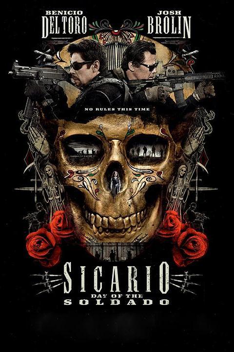 Recensie Sicario: Day of the Soldado (2018)