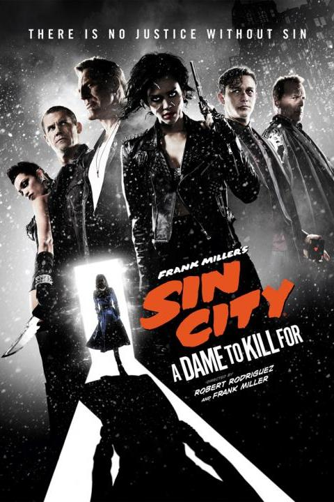Recensie Sin City: A Dame to Kill For (2014)