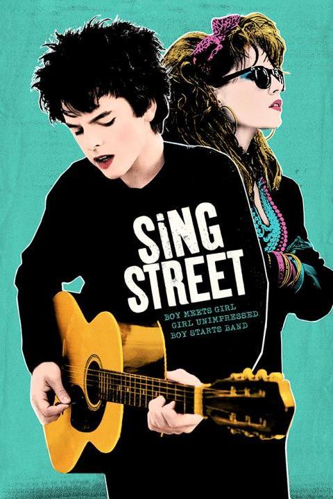 Recensie Sing Street (2016)