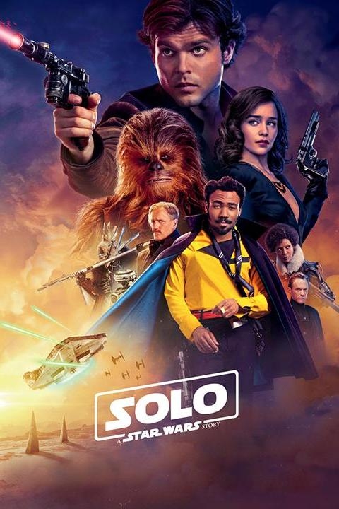 Recensie Solo: A Star Wars Story (2018)