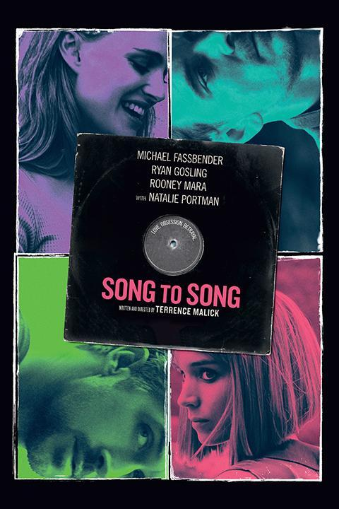 Recensie Song to Song (2017)