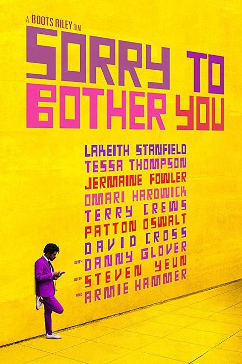 Recensie Sorry to Bother You (2019)