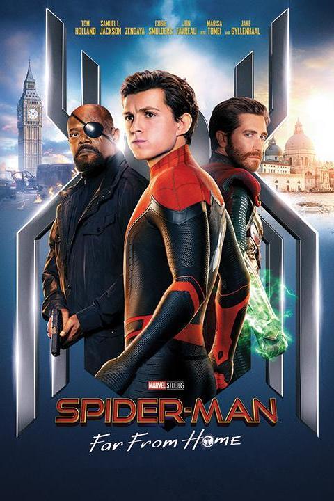 Recensie Spider-Man: Far From Home (2019)