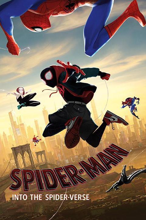 Recensie Spider-Man: Into the Spider-Verse (2018)